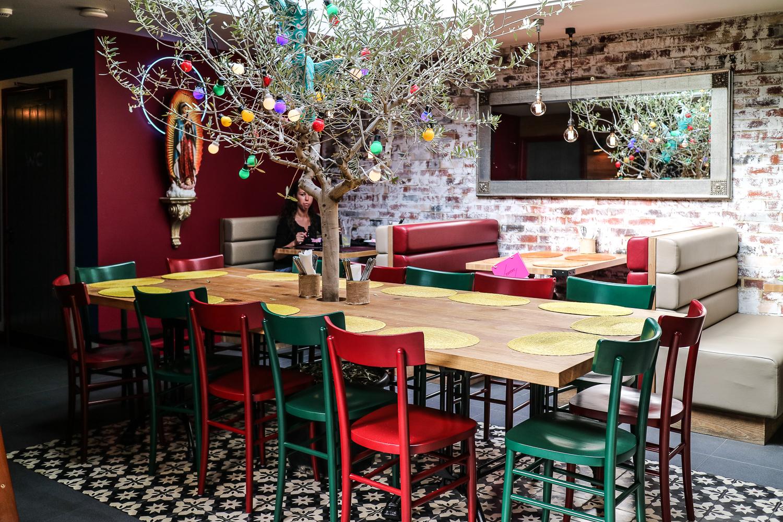 Cielo Blanco Mexican Restaurant_