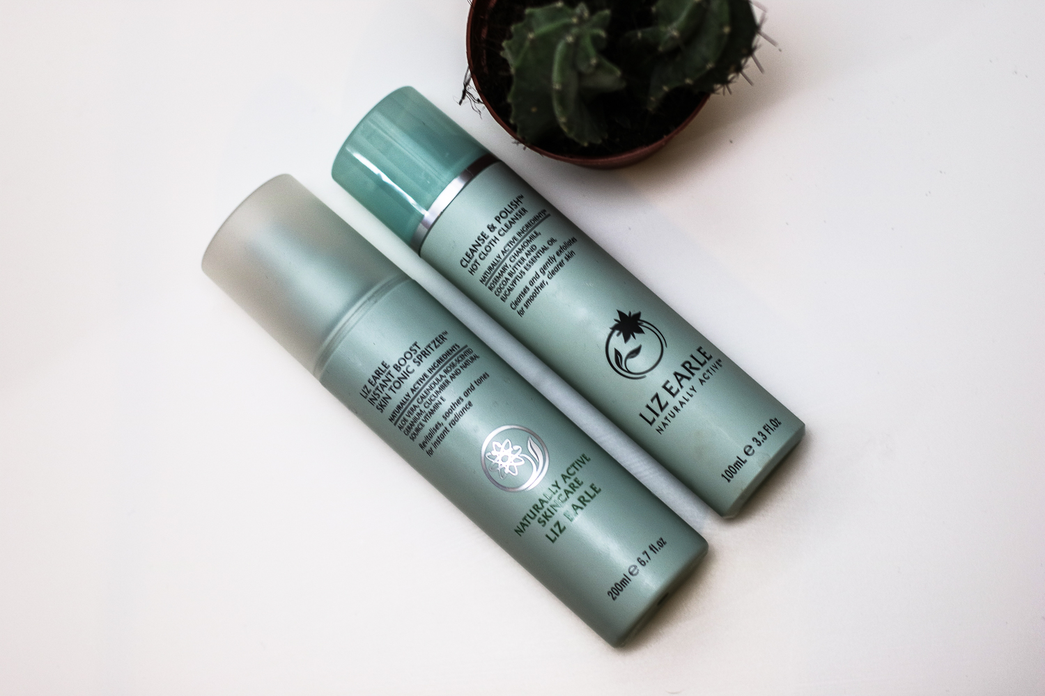 Liz Earle Naturally Active Skincare Review