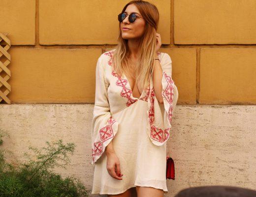 Boho Chic Style Dress