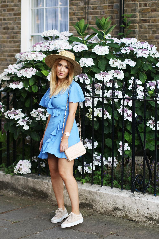 Favourite Tea Dress 3