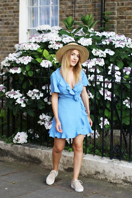 Favourite Tea Dress 4