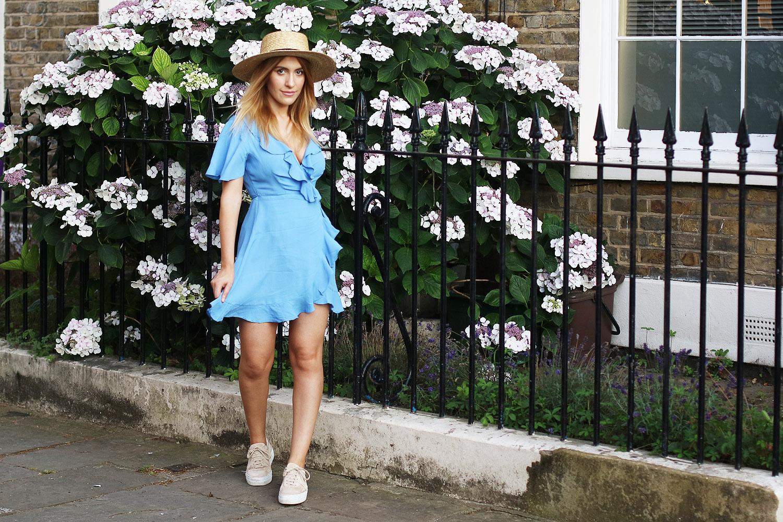Favourite Tea Dress 5