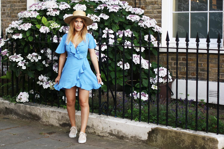 Favourite Tea Dress 6