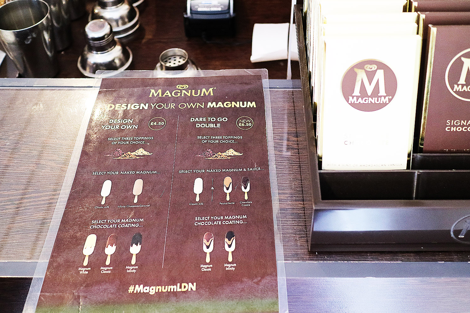 Magnum Pleasure Store London