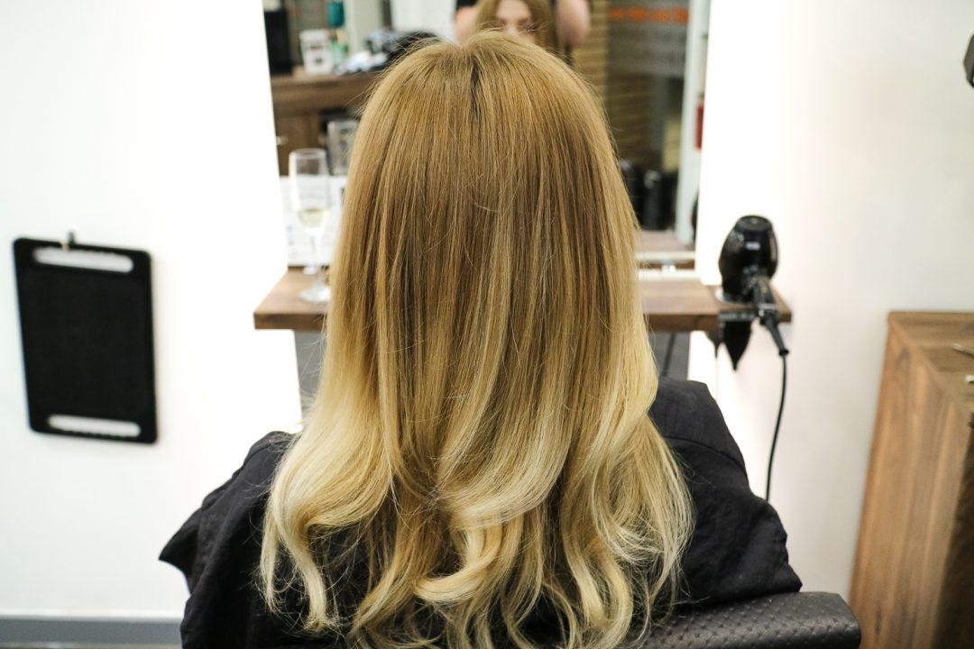 Hair Colour Olaplex Treatment At The Osullivan Concept Salon