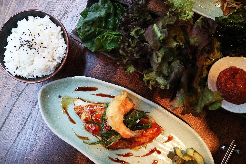 JinJuu Korean Food Restaurant