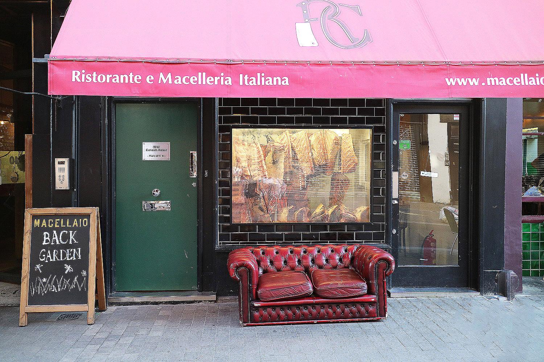 Macellaio RC Italian DInner