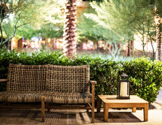 Las Vegas Restaurants: Andiron Steak And Sea
