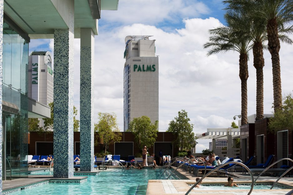 Our Stay at Palms Place Las Vegas