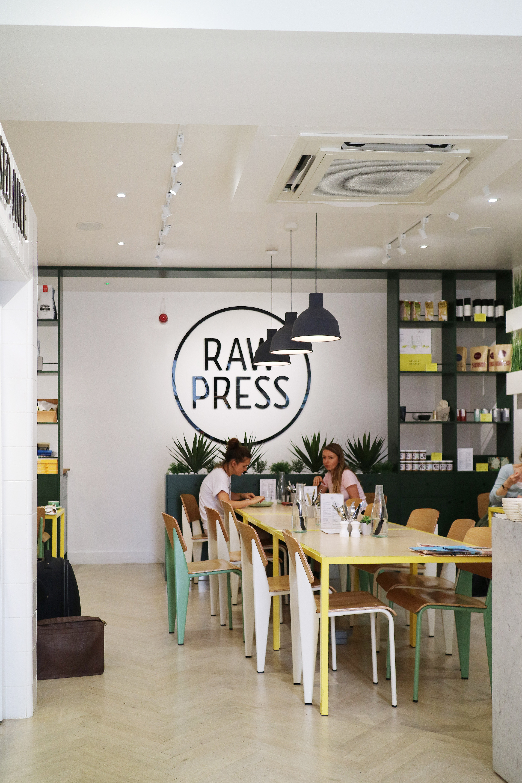 Raw Press Chelsea