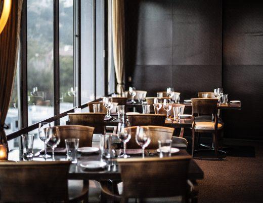 Dinner at West Restaurant & Lounge Los Angeles