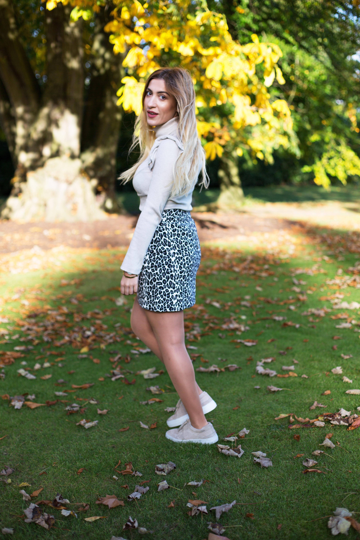 Autumn Trend Alert: Ruffles and Leopard Print