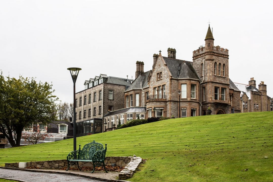 Northern Ireland Hotels: Culloden Estate and Spa Review
