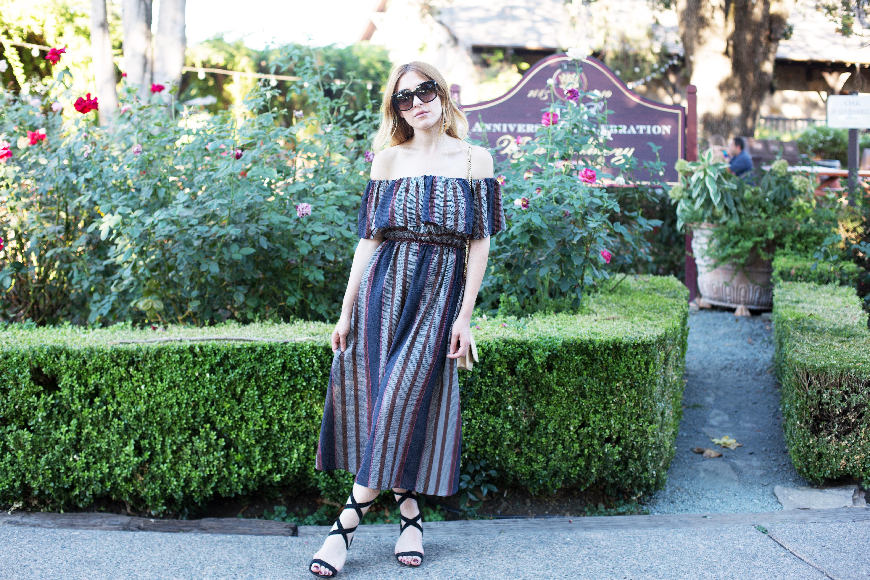 Perfect Autumn Fashion Dress