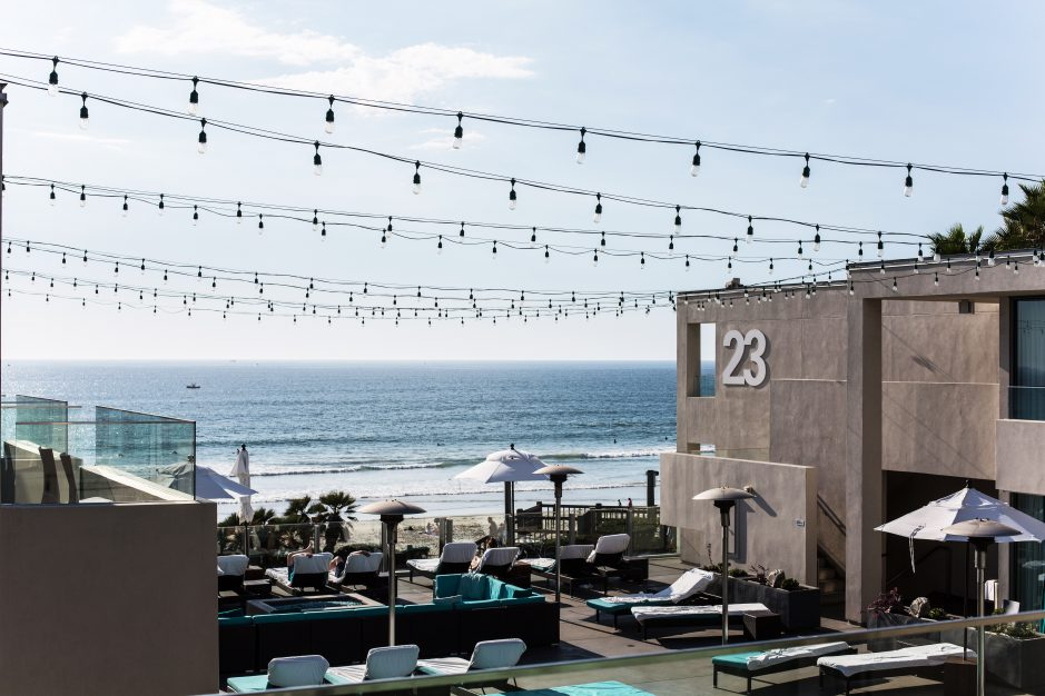 San Diego Hotels: Tower 23 the Pacific Beach