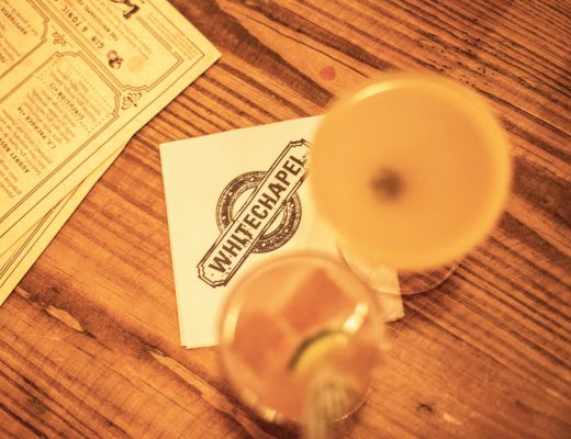 San Francisco Bars: Whitechapel Review