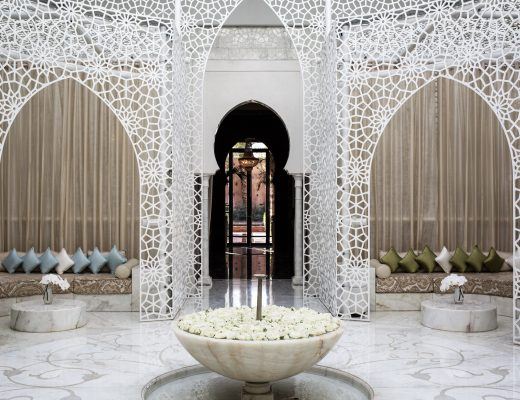 Royal Mansour Marrakech – A Dreamy Spa Day