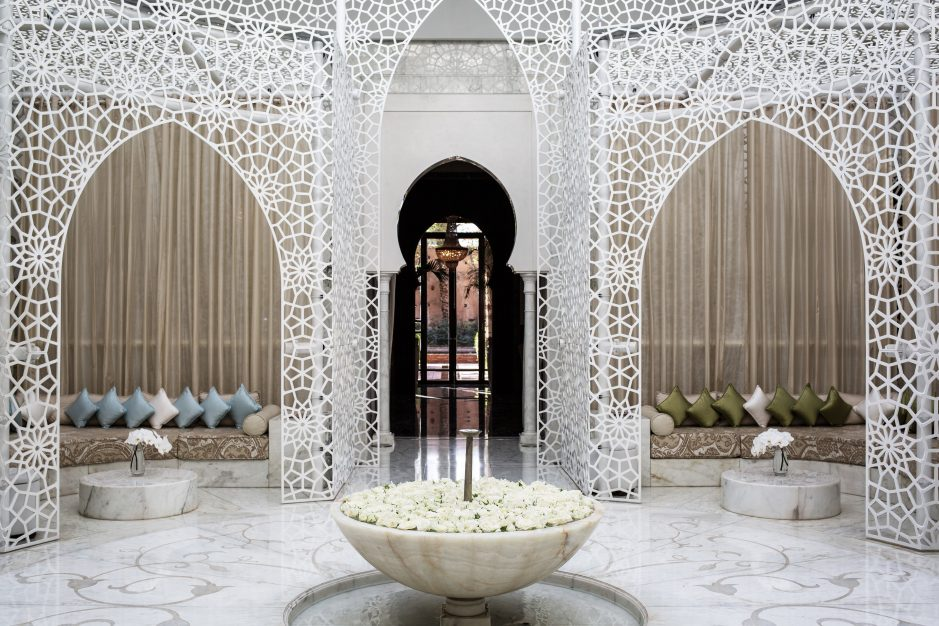 Royal Mansour Marrakech ? A Dreamy Spa Day