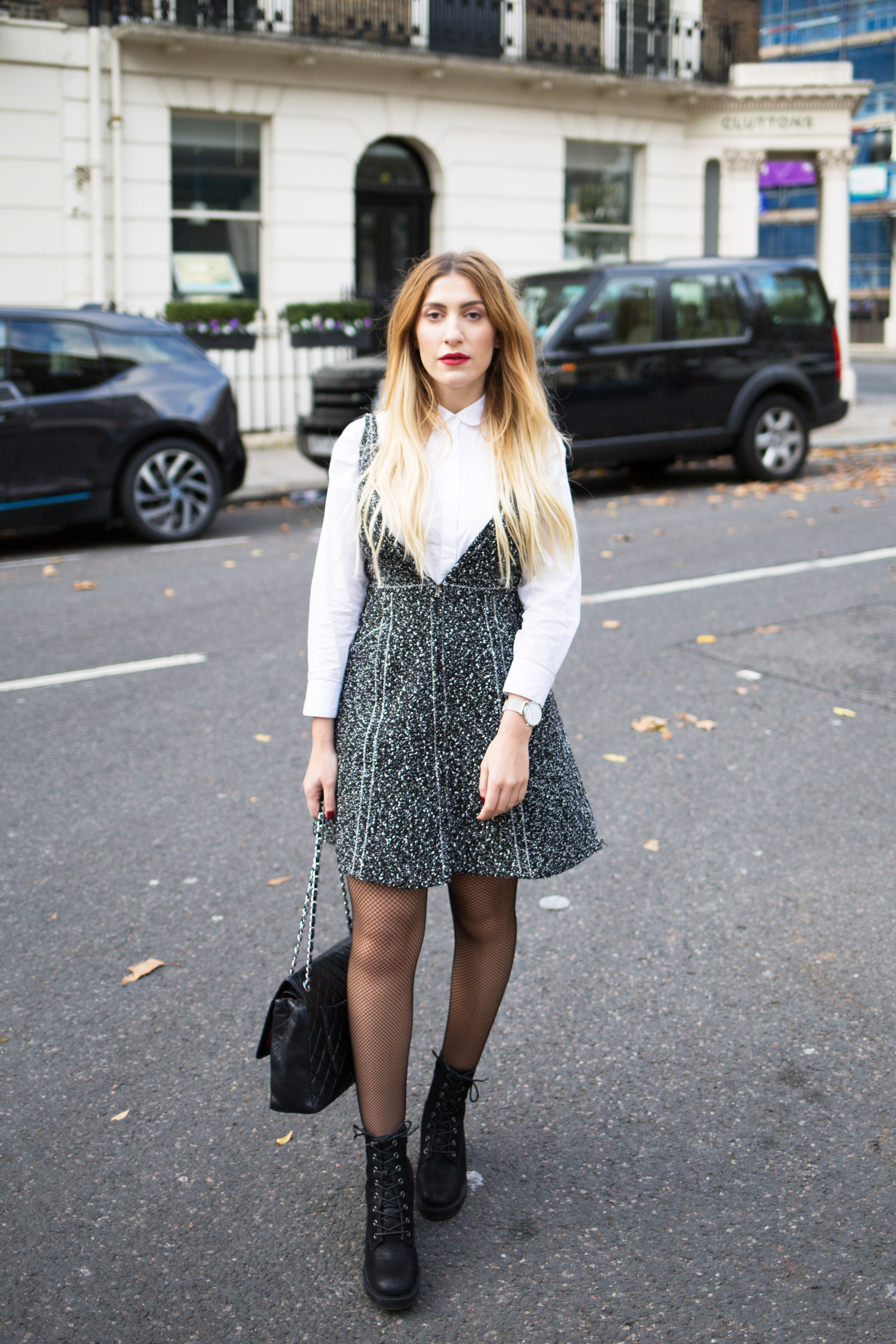 Trend Alert: How to Wear Fishnets