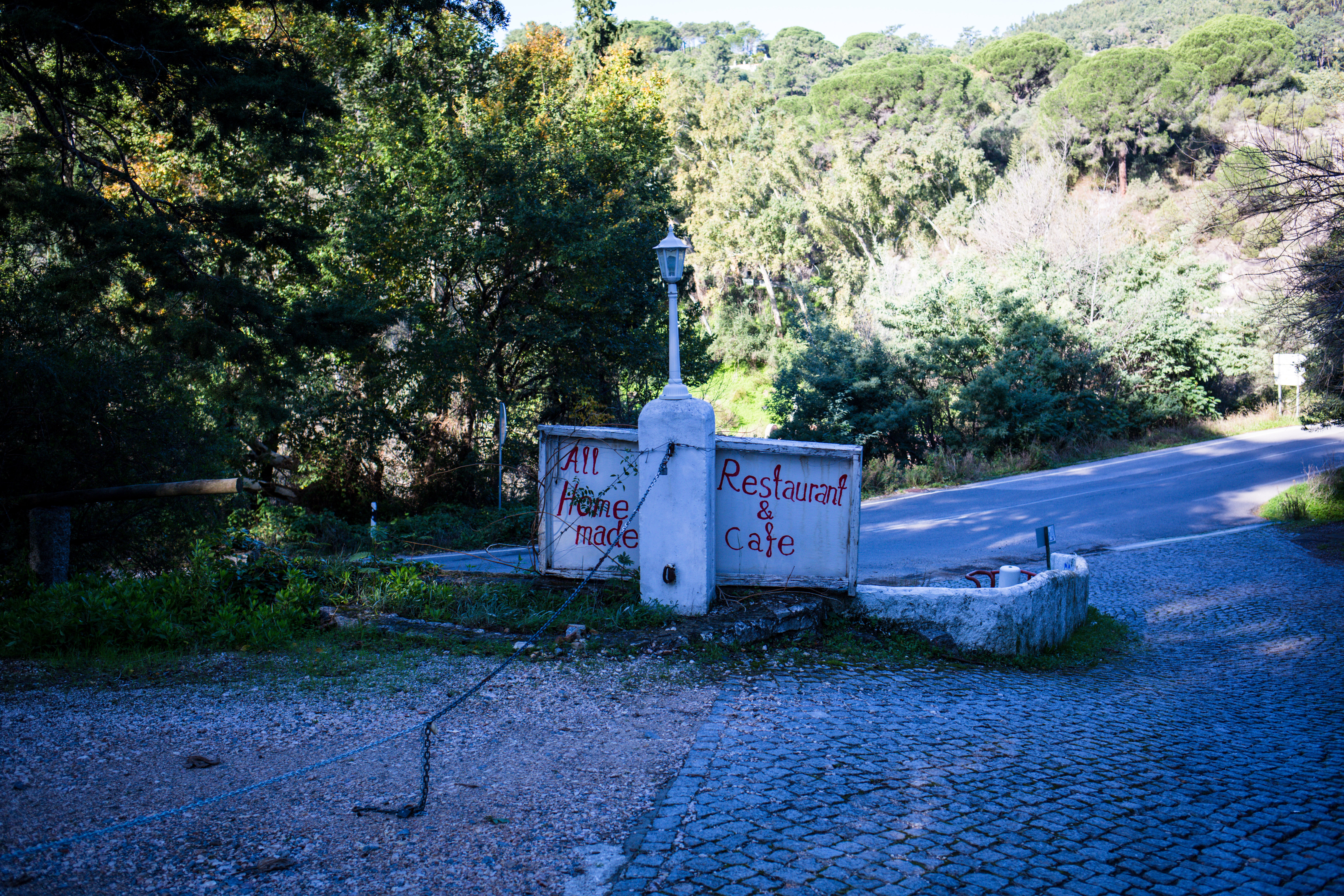 Nature Hike to the Monchique Mountain Portugal