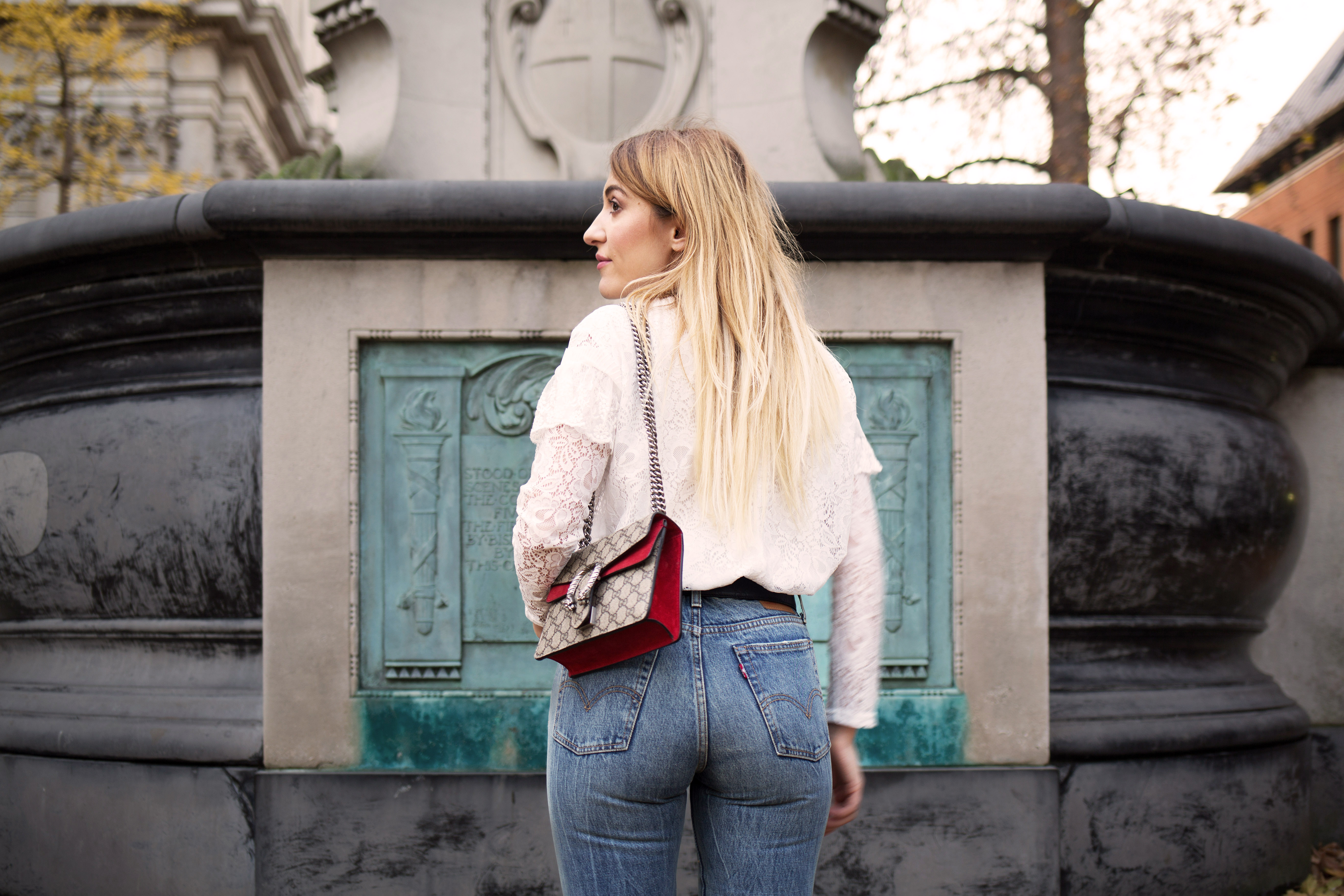Vans and Levi's Jeans - A Favourite Casual Look