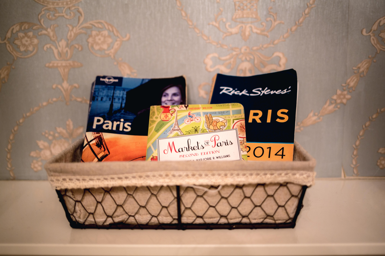 Weekend In Paris in a true Parisian style