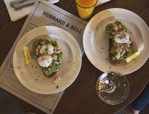 Brunching at Hoxton Holborn Hubbard and Bell