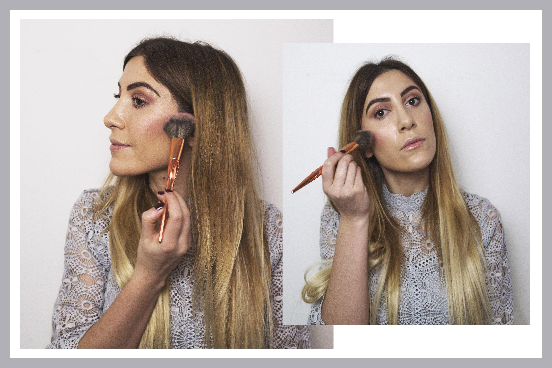 My Valentines Makeup Look