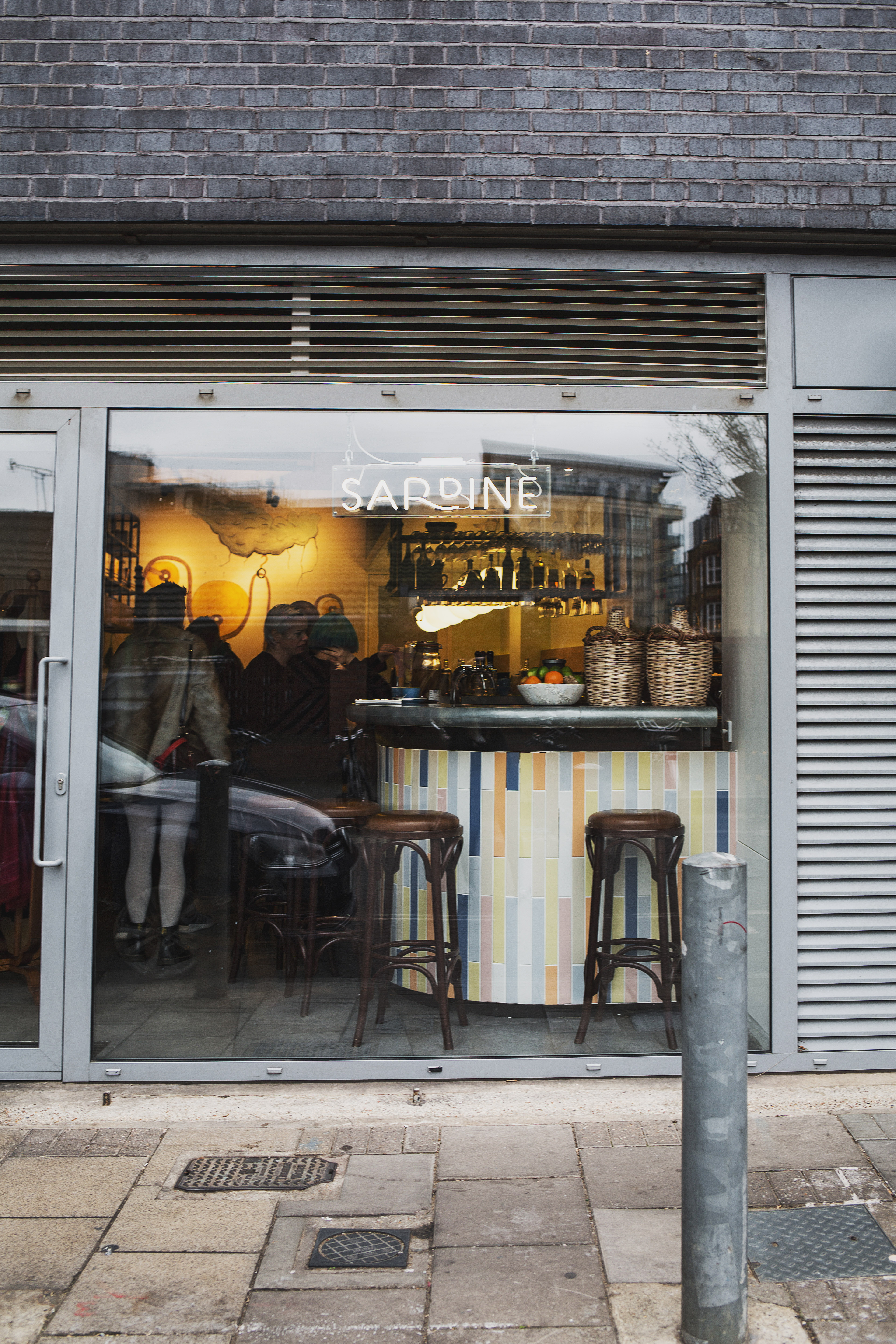 The City Stories: Favourite Spots for Brunch in Shoreditch