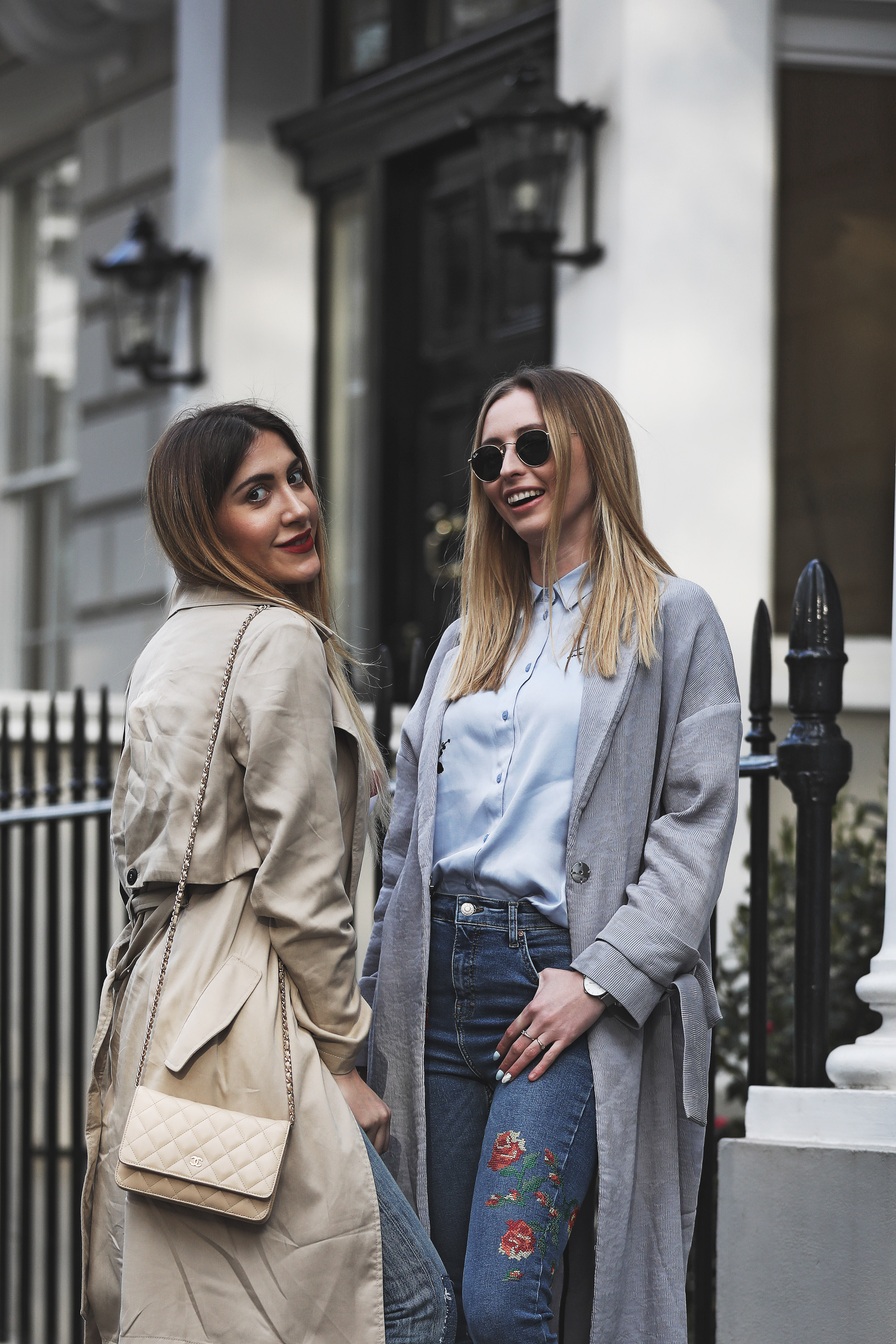 How to Wear Trench This Spring