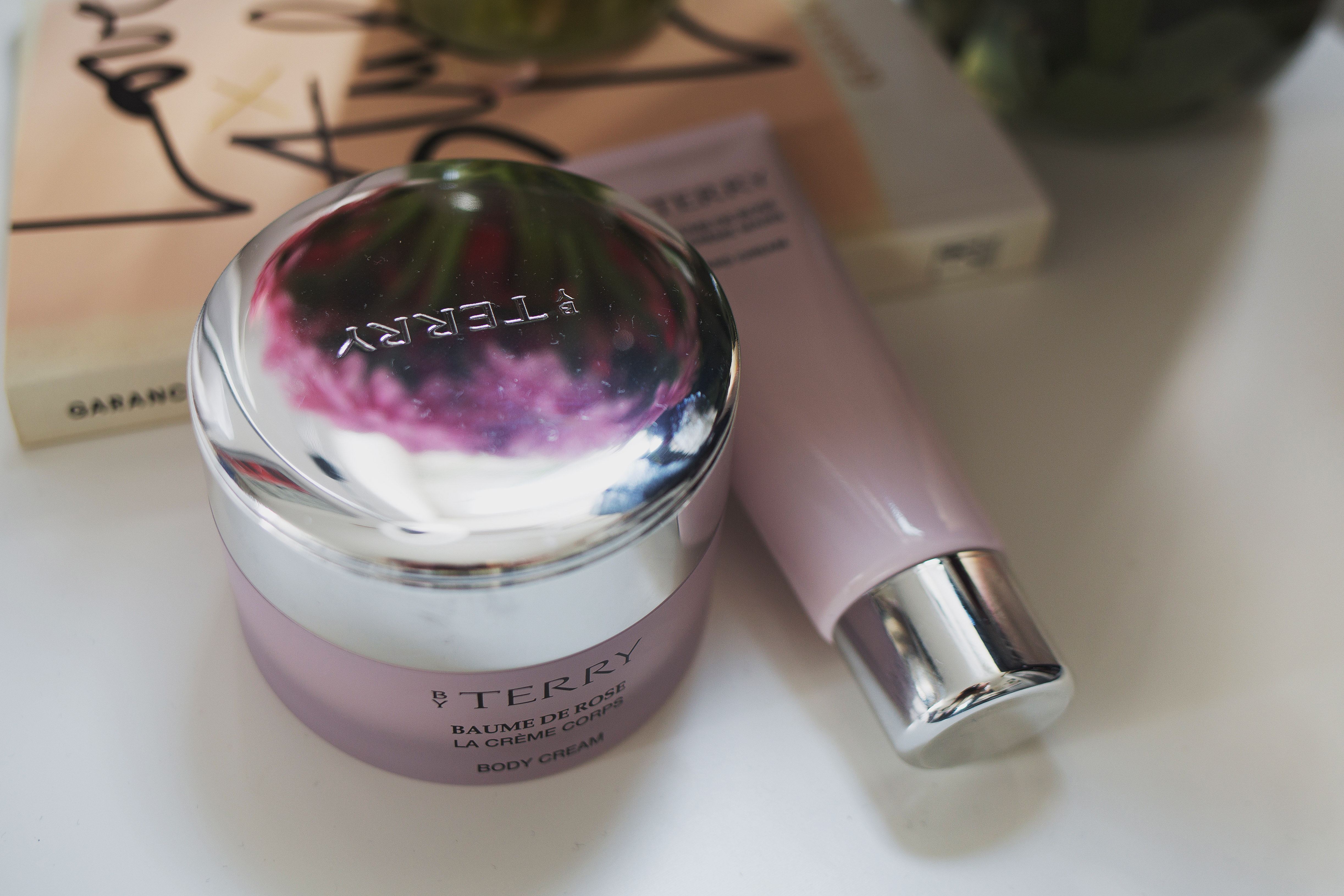 Luxe Your Body into spring with By Terry Baume de Rose