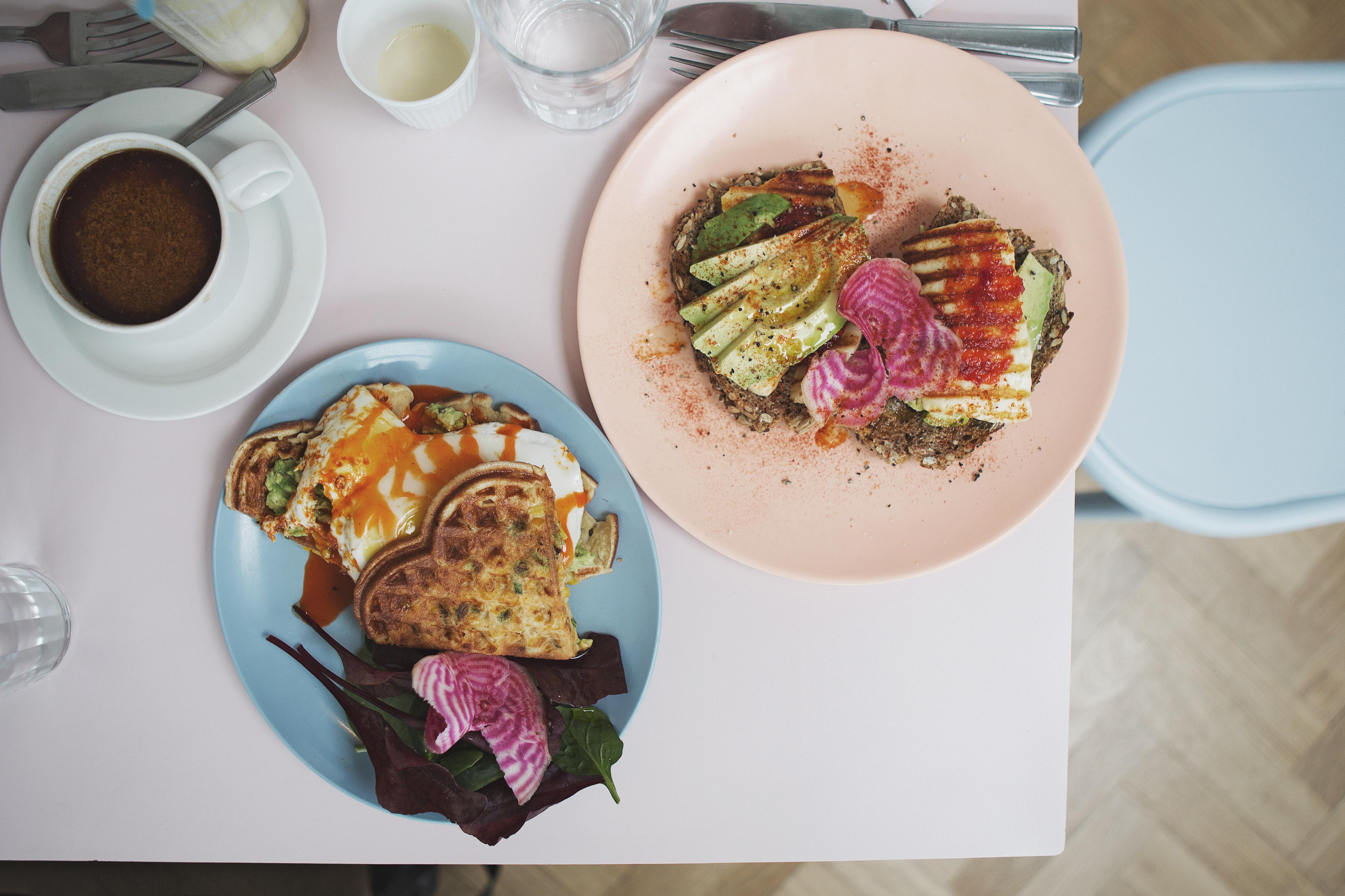 Cafe Miami Hackney - New Favourite Brunch Spot