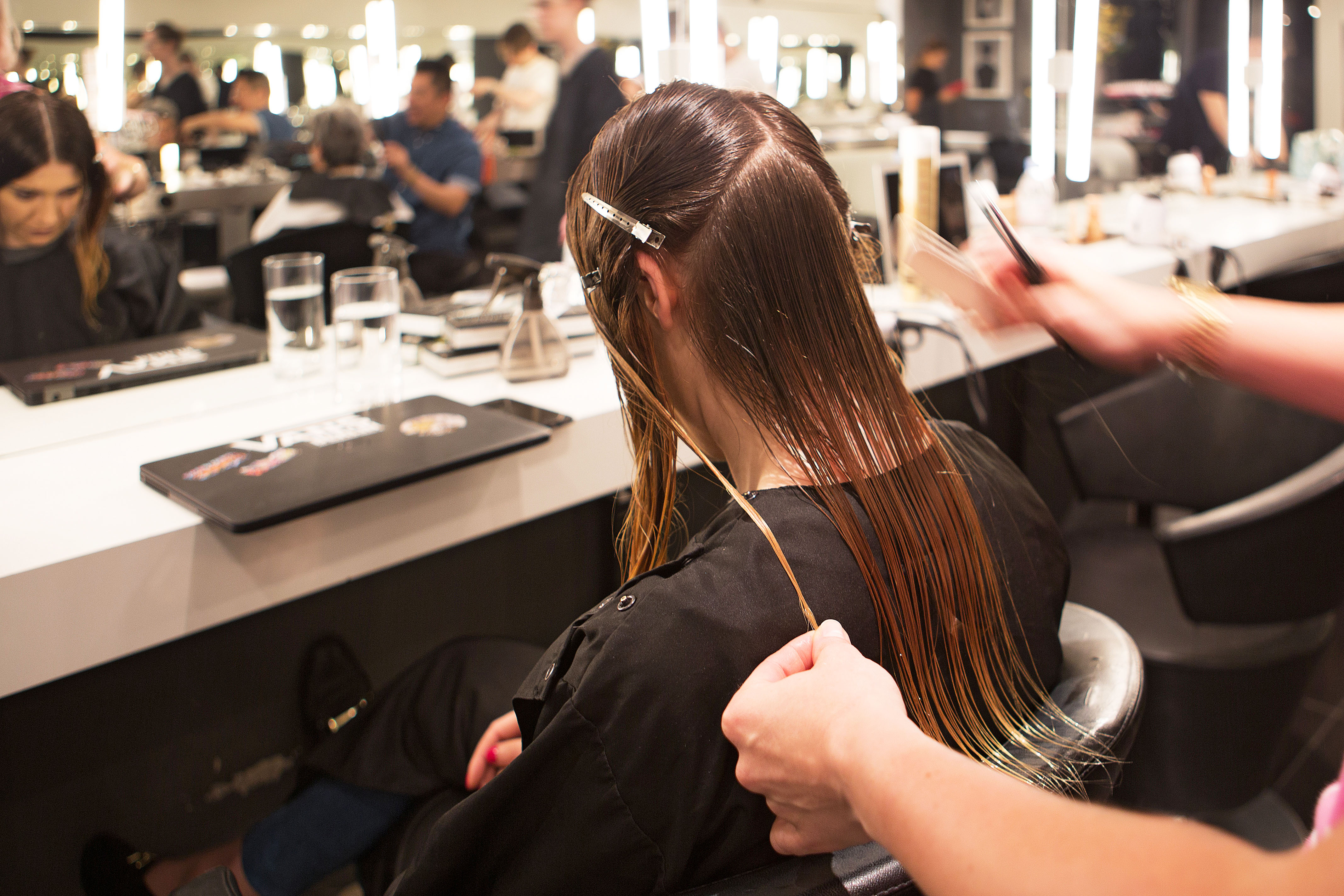 My Hair Transformation at Daniel Hersheson Salon