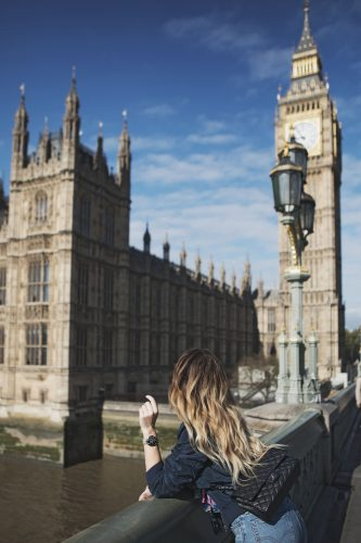 Big Ben with Henry London