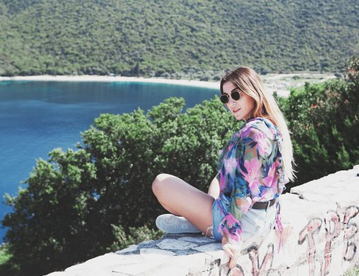 Visiting Kefalonia: my top 3 favourite locations