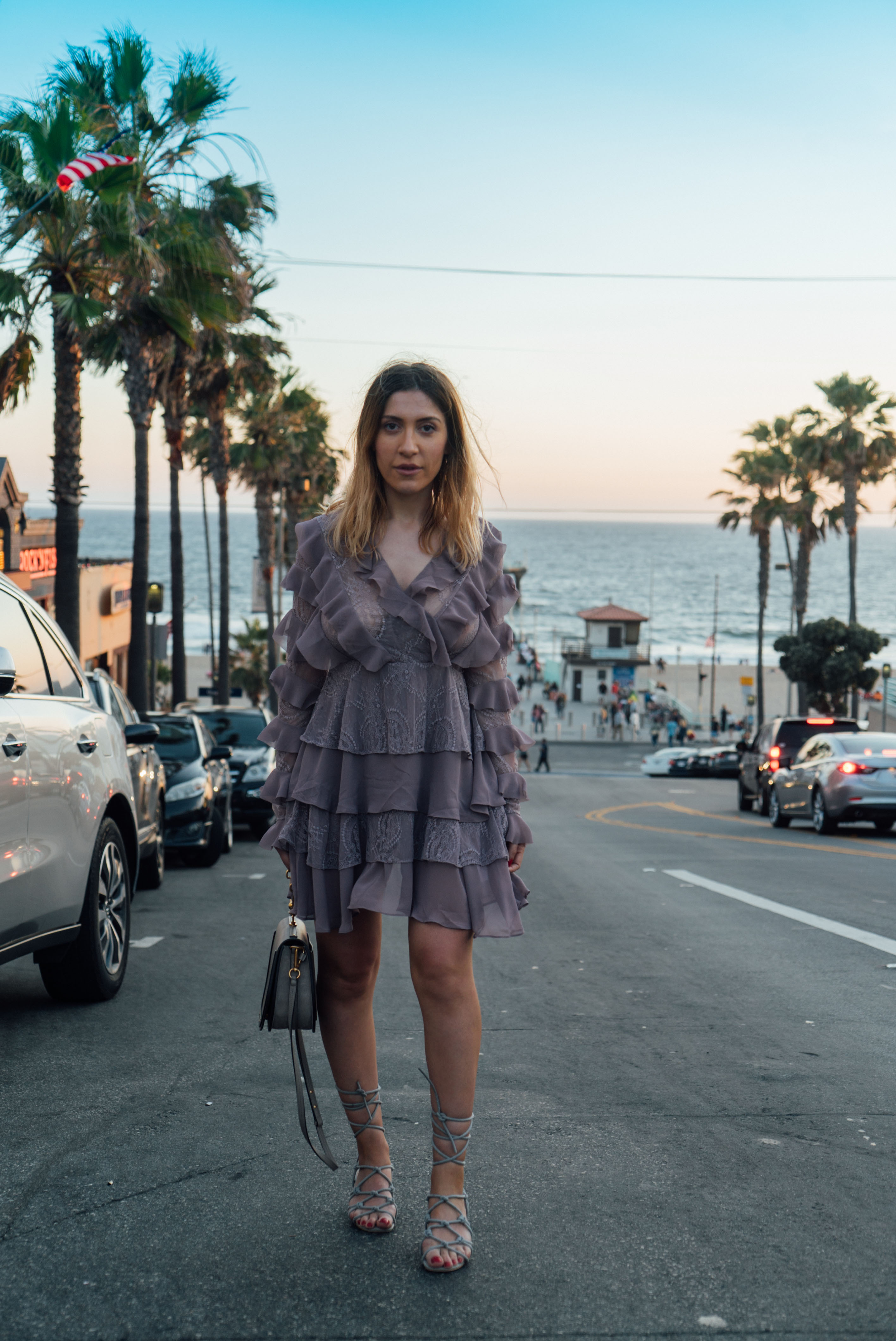 Glamorous Summer Dress