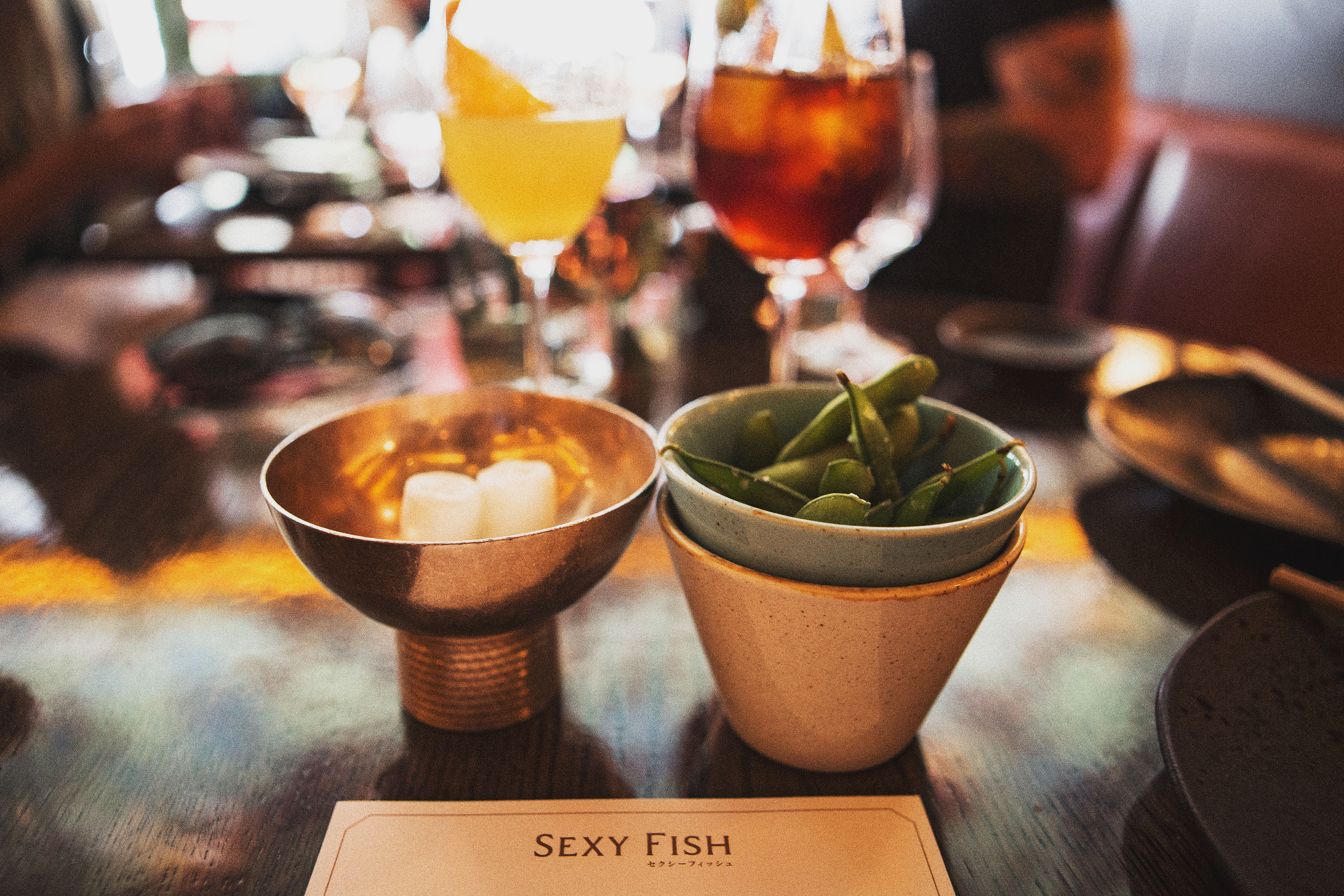 Sexy Fish London Brunch