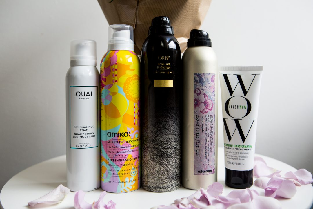 Best Dry Shampoo Tried And Tested Hair Styling Products