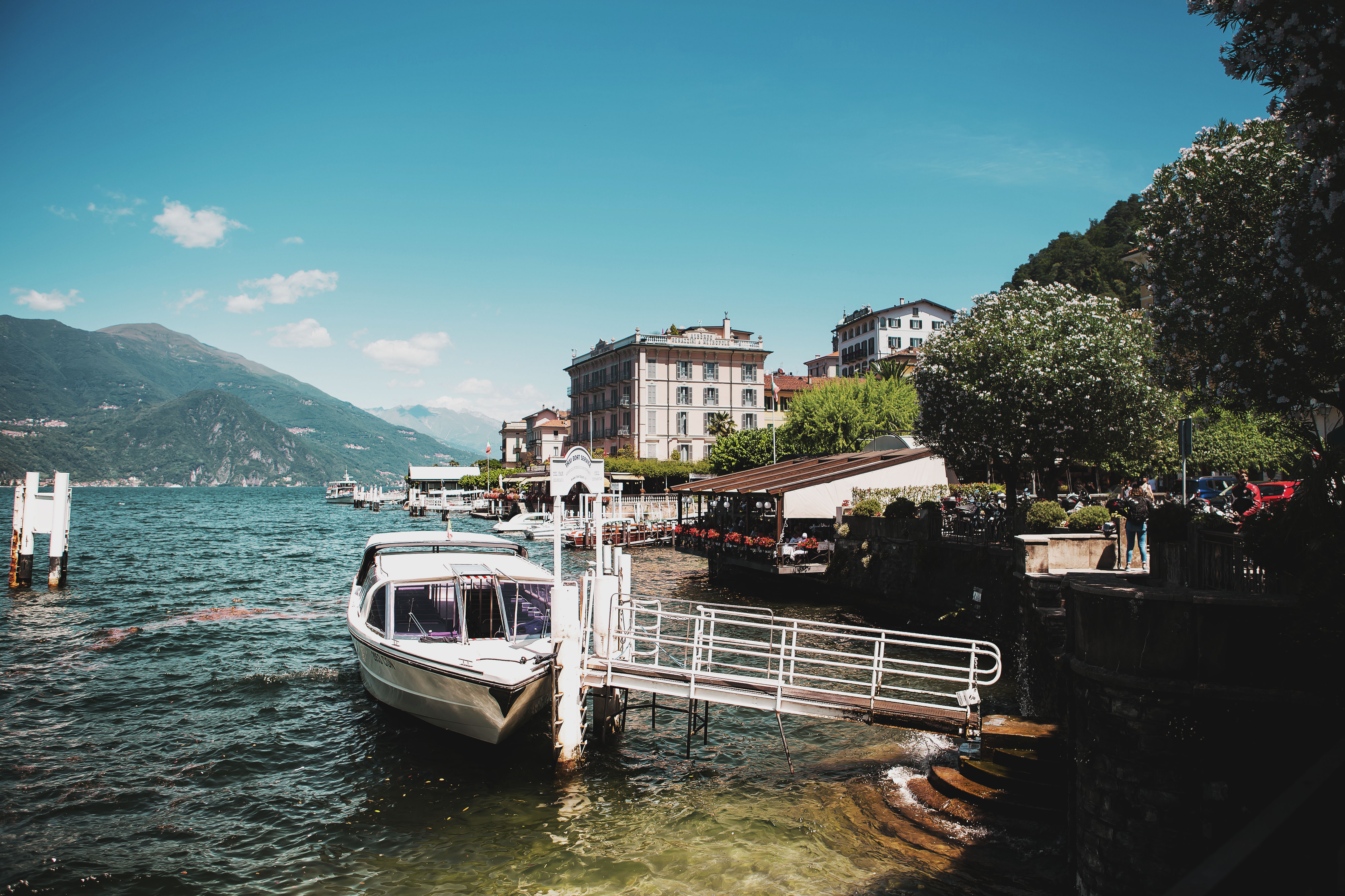 How to spend a day in Lake Como