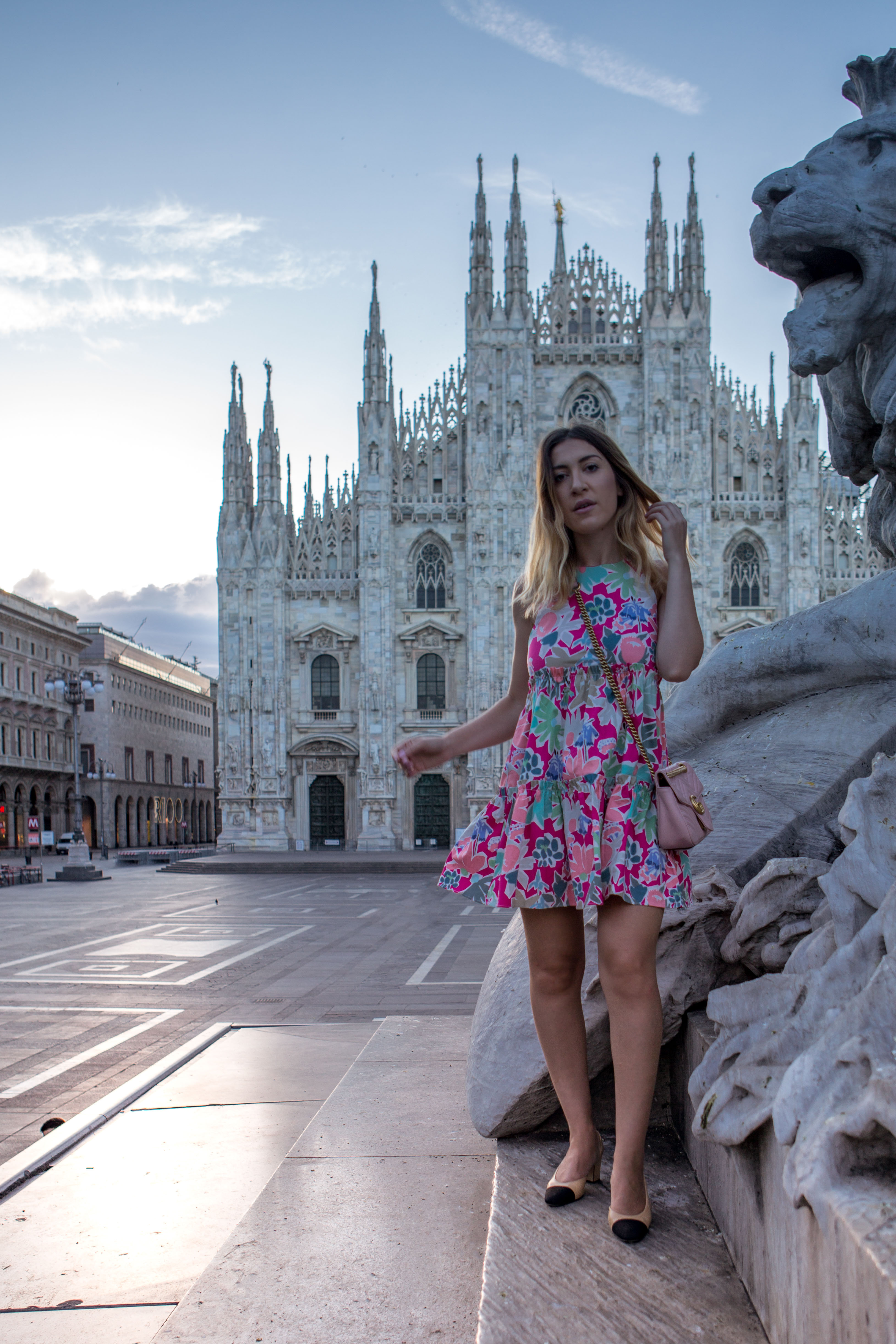 Duomo Milan: what I wore and the best time to visit ...
