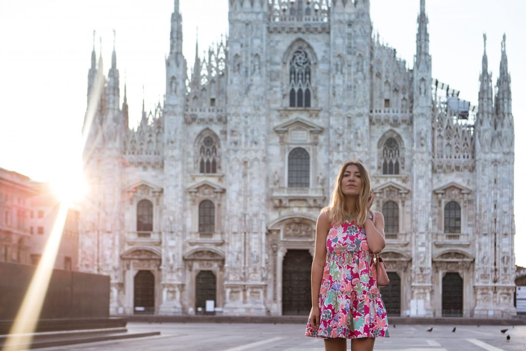 Duomo Milan: what I wore and the best time to visit