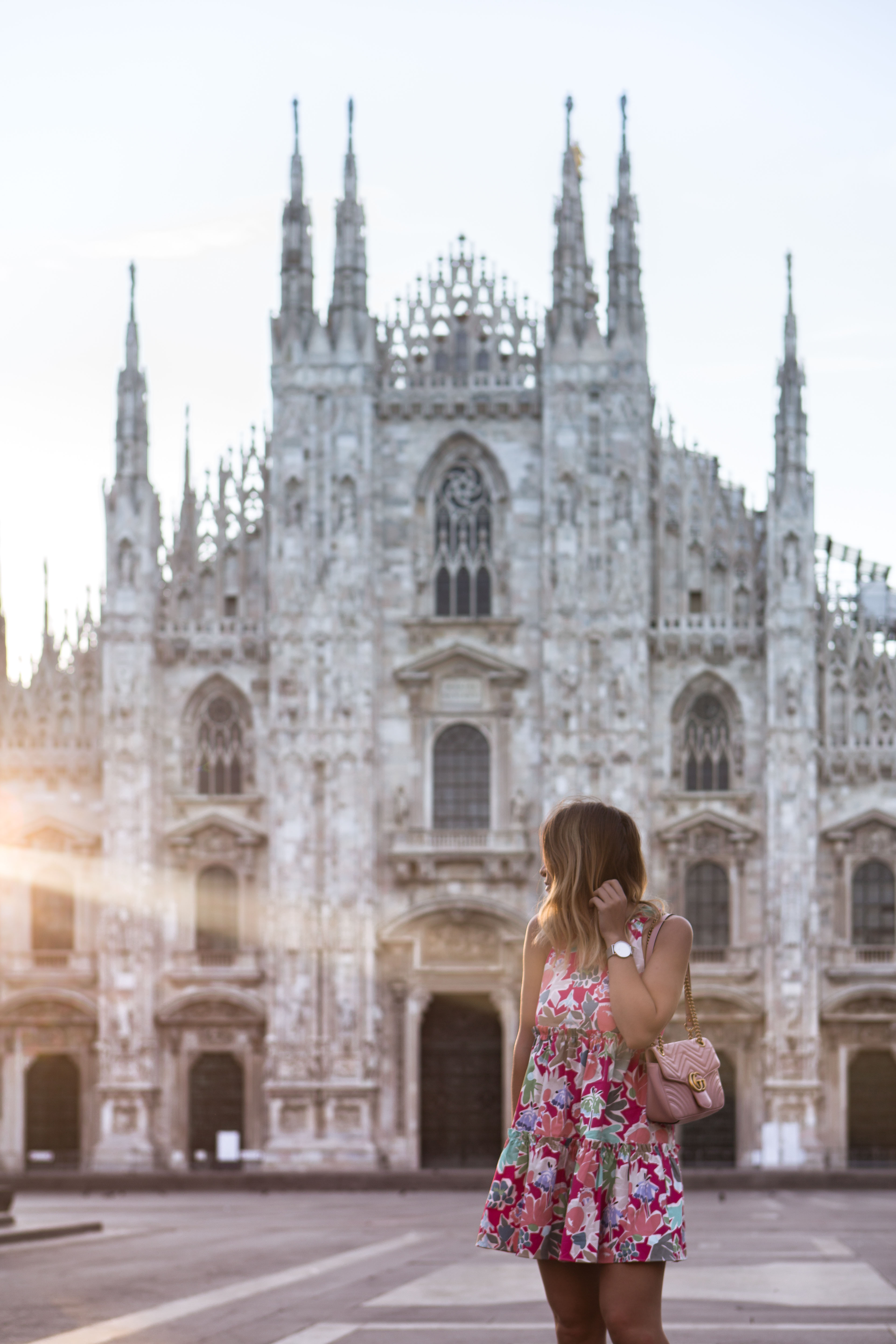 Duomo Milan What I Wore And The Best Time To Visit