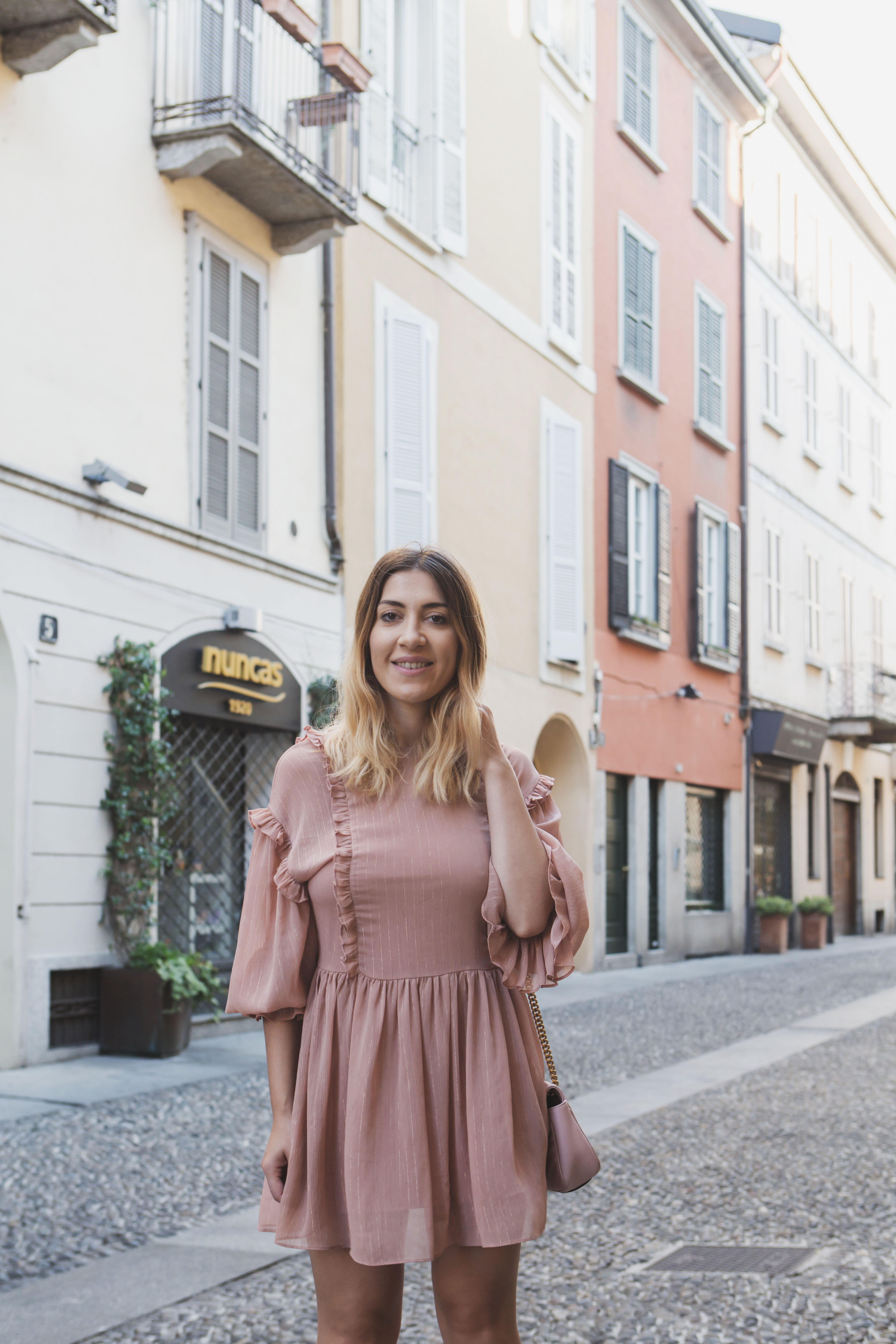 Styling a Blush Fashion Trend For Summer