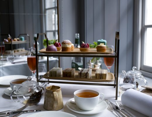 Afternoon Tea Week London -Thomas' Cafe Burberry