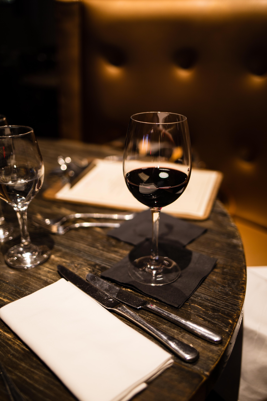 Dinner at Remix Sanctum Soho Hotel