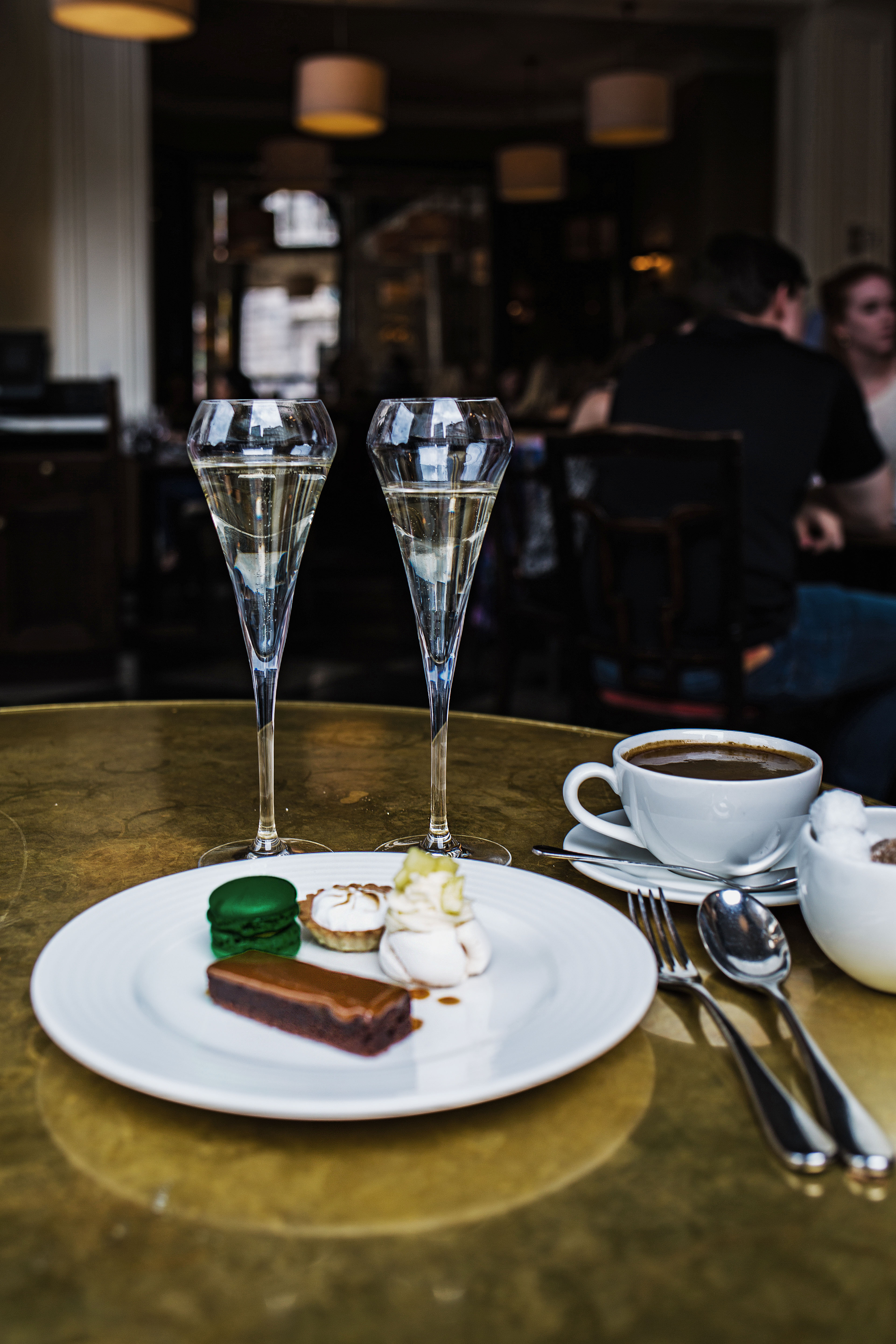Bottomless Brunch London: Villandry St James's
