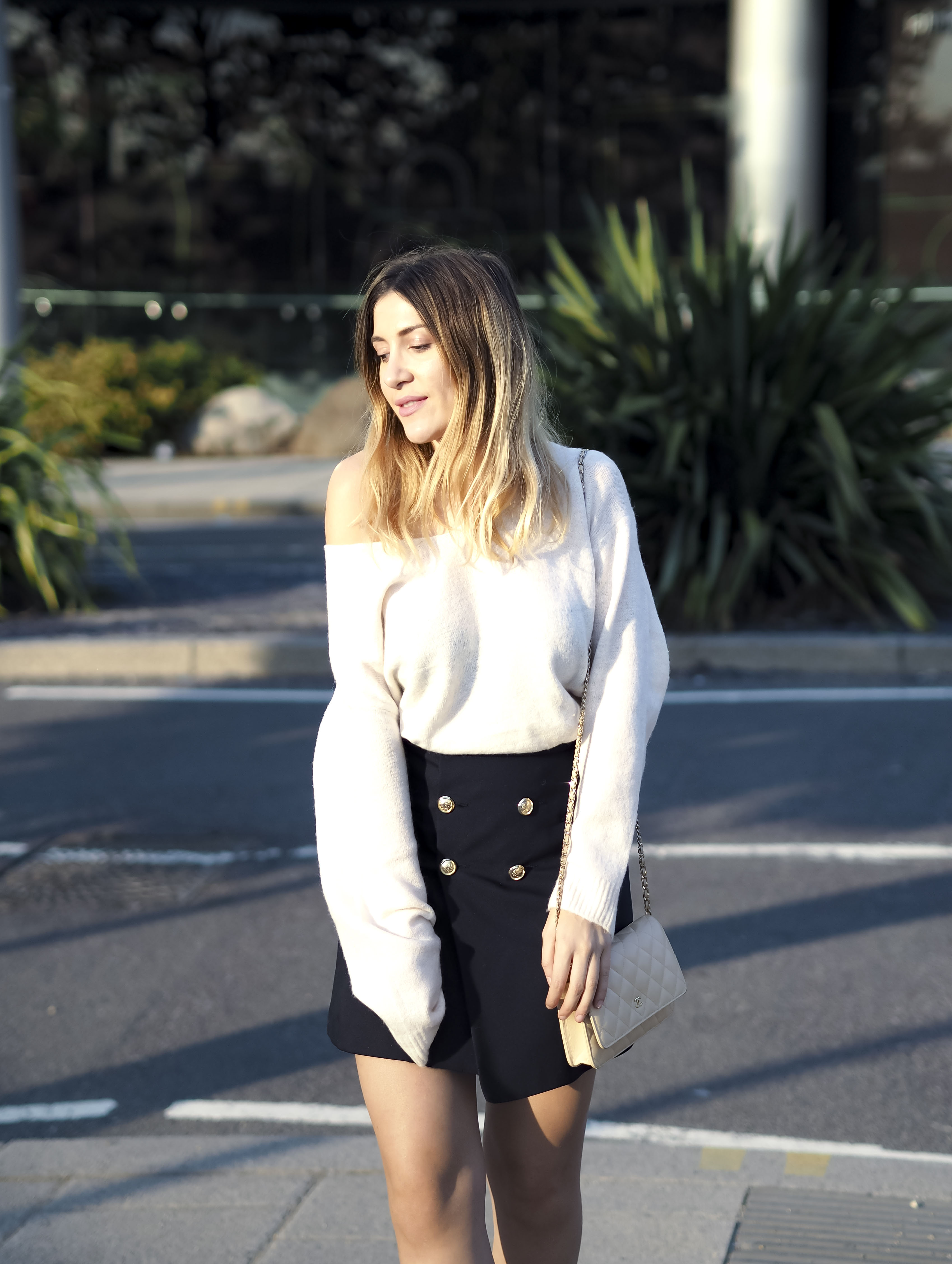 Cosy but Stylish Weekend Outfit