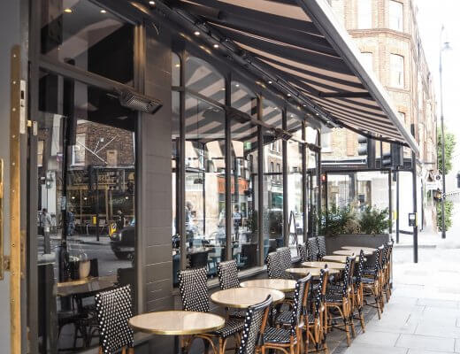 Latest London French Bistro Discovery - Bon Vivant
