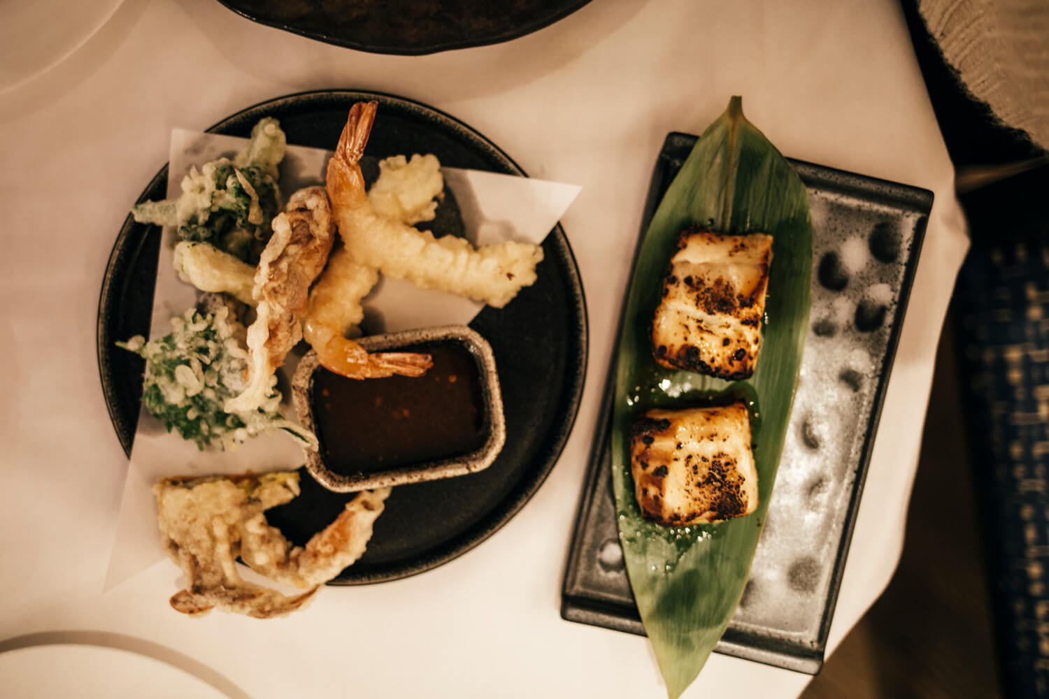 Sushi in The City Devonshire Club