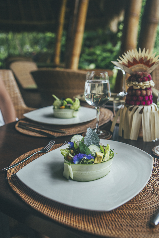 Fivelements Ubud restaurant
